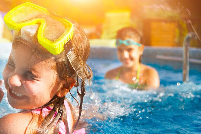 Kids & Pool Safety