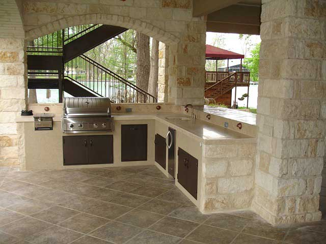 Our Outdoor Kitchens Are Built to Last